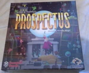 PROSPECTUS-BOARD-GAME-BRAND-NEW-amp-SEALED-AMAZING-PRICE