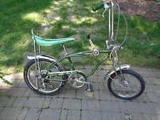 SCHWINN 1972 PEA PICKER KRATE Sting-ray Bicycle