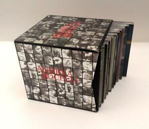 BOX COFANETTO  10 CD + 1 DVD SIGILLATI -  ANDREA BOCELLI