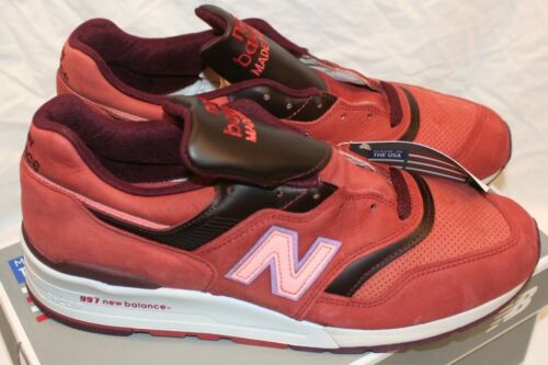 Balance très Size Clay Retail M997 5 Us11 Red rare New 230 Dtag vwxRd1v7