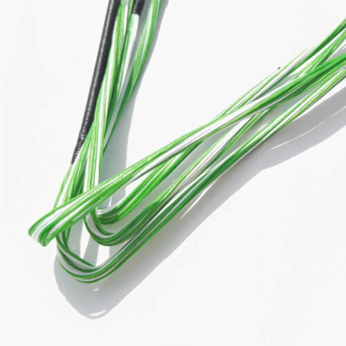 "60-70/"" Dacron Handmade Archery Bow Strings Bowstring Recurve Longbow 16 Strands"