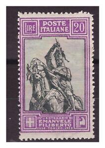 REGNO-1928-EMANUELE-FILIBERTO-20-LIRE-NUOVO