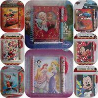 Notizbuch Disney Cars Mickey Mouse Princess Minni Mouse Spiralblock Kinder Kuli