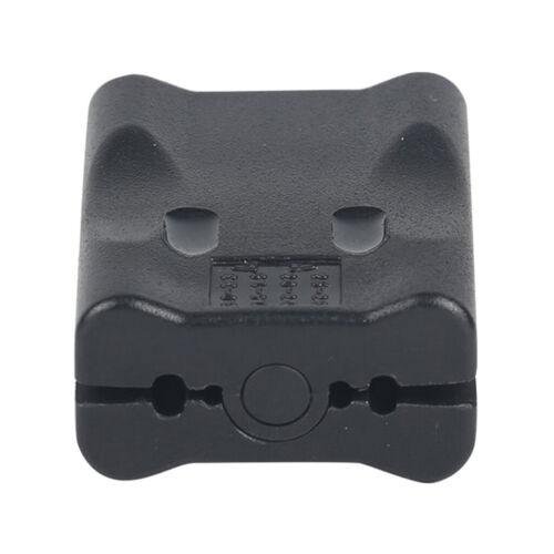 ABS Kunststoff Längszange Fiber Optic Slitter Opener Schwarz