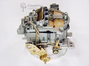 quadrajet carburetor 7037213 1967 chevrolet camaro chevelle impala 327 350 4 bbl ebay. Black Bedroom Furniture Sets. Home Design Ideas