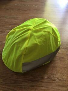 Cycle Helmet Rain Cover NEW UK