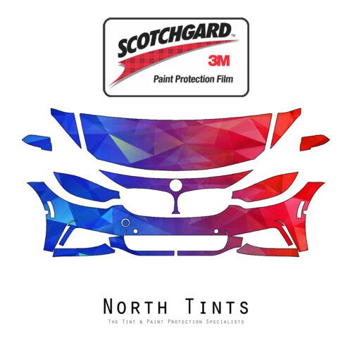 BMW 4 Series M-Sport 2014-2019 PreCut 3M Scotchgard Paint Protection Clear Bra