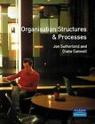 Organisation Structures and Processes HND Modular by Jon Sutherland, Diane Canwell (Paperback, 1997)