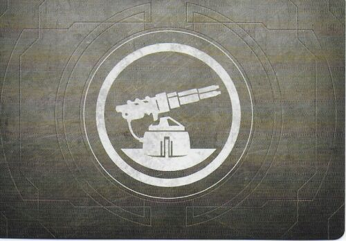 X-Wing 2.0 Turret Upgrade Cards