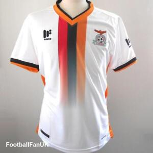 3f40e6c220d ZAMBIA Official Mafro 3rd Football Shirt 2017-2018 NEW Men s Soccer ...