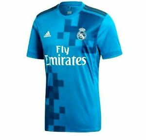 buy online f59a4 7550d 2017/18 Real Madrid Third Jersey #7 Ronaldo XL adidas Soccer Portugal Cr7