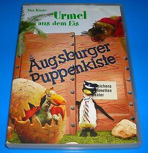 dvd urmel aus dem eis augsburger puppenkiste hr media max kruse   ebay