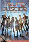 Young Justice Dangerous Secrets 0883929177547 With Bruce Greenwood DVD Region 1