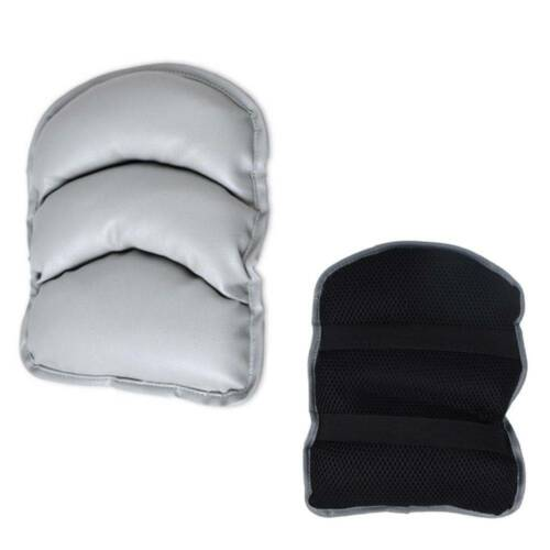 Car Center Armrest Console Soft Pad Cover Support Box Cushion PU Mat Liner