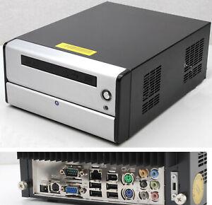 Magasiner Pour Pas Cher Compact Minicube-computer Cpu 1,6ghz Rs-232 Tv Sortie Dvi Son 160gb 1gb Ram Mm Nous Prenons Les Clients Comme Nos Dieux