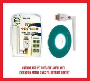 ANTENNE-USB-PC-PORTABLE-BOOSTER-NEUF-AMPLI-WIFI-SIGNAL-SANS-FIL-INTERNET-GRATUIT