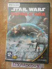ELDORADODUJEU   STAR WARS EMPIRE AT WAR Pour PC VF COMPLET + PLAN
