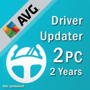 Driver-Updater-2019-2-Devices-2-PC-AVG-2018-2-Years-UK
