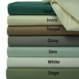Image Is Loading Best Bamboo Sheet 600 Thread Count Silky Soft