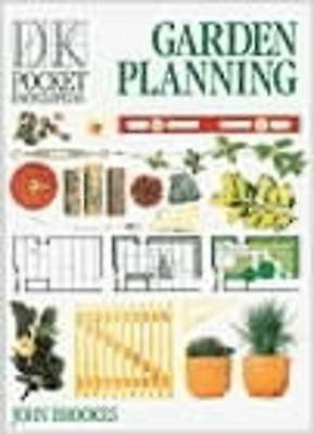"""AS NEW"" Garden Planning (DK Pocket Encyclopedia), Brookes, John, Book"