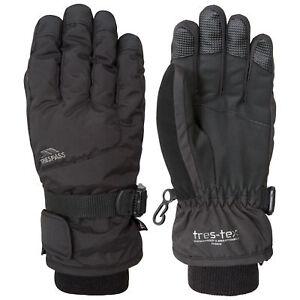Trespass-Ergon-II-Kids-Ski-Snowboard-Boys-Girls-Waterproof-Thinsulate-Gloves