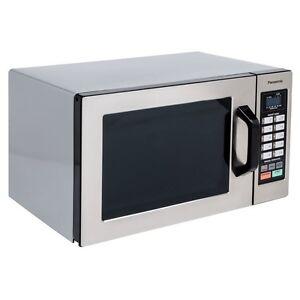 Panasonic Ne 1054f 1000 Watt Digital Control Microwave
