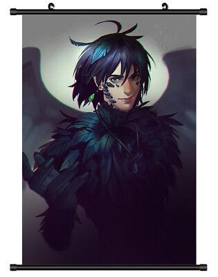 Howl no Ugoku Shiro Manga Wallscroll Poster Kunstdrucke Bider Drucke