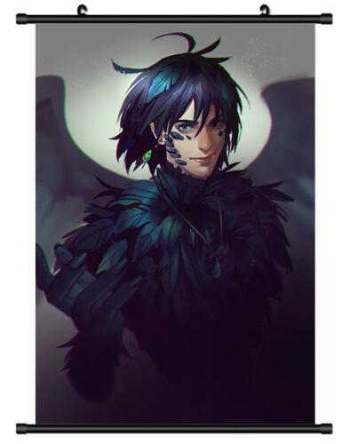 4712 Howl no Ugoku Shiro Howl/'s Moving Castle Decor Poster Wall Scroll cosplay A