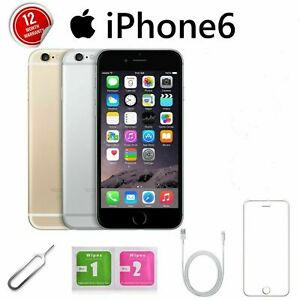 Apple-iPhone-6-16GB-32GB-64GB-Grey-Gold-Silver-Unlocked-Smartphone-All-Colours