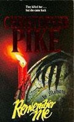 """""""AS NEW"""" Pike, Christopher, Remember Me: Bk. 1 Book"""