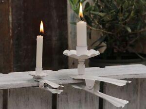 klemmhalter gro f r echte kerzen clip weihnachtsbaum. Black Bedroom Furniture Sets. Home Design Ideas