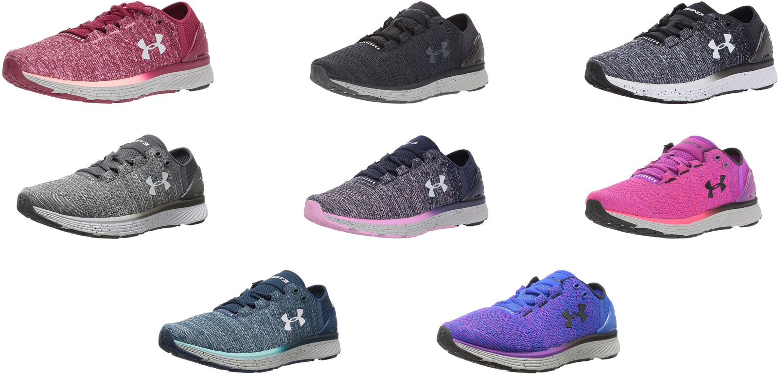 the latest 278f7 76247 Under Armour Women s Charged Bandit 3 Shoes, 8 Colors