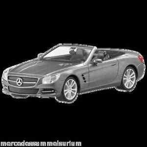 Mercedes-Benz-R-231-SL-500-Plata-1-87-NUEVO-Herpa-emb-orig