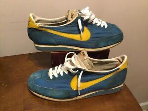 Men's 1979 Vintage Nike Waffle Trainer Roadrunner Oceania UCLA ldv Running sz 13