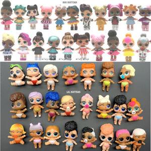 10 Pcs Random LOL Surprise Doll Lil Sisters Series 1 2 3 4 Dolls Girls Gifts