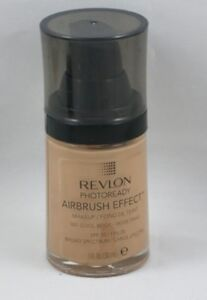 New-Revlon-Photoready-Airbrush-Effect-Liquid-Makeup-Foundation-007-Cool-Beige