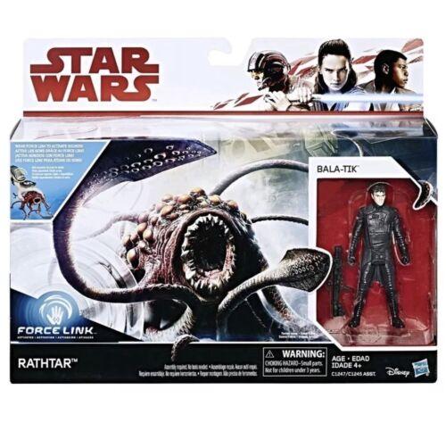 Disney Star Wars Force Link Rathtar and Bala-Tik Figure Creature Pack New