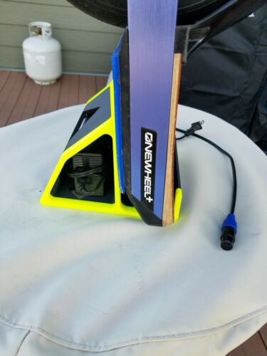 Onewheel Stand /& Charger holder for PINT XR OneWheel YELLOW//BLACK V1 Plus