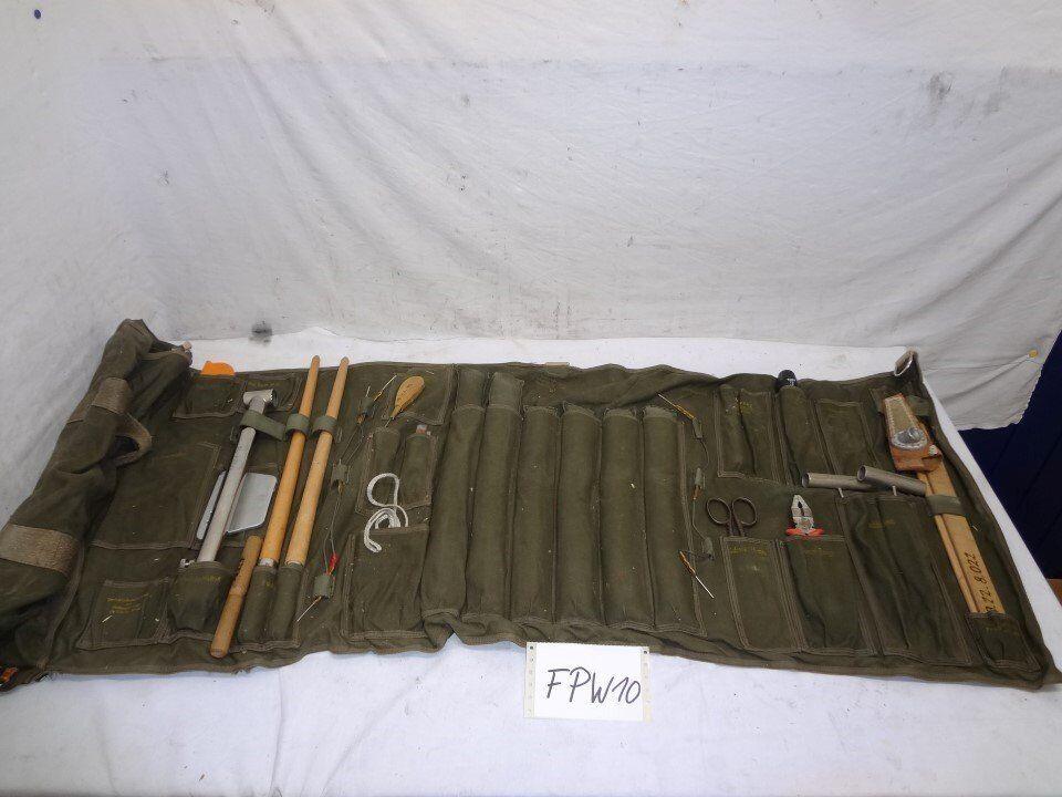 1x utensile paracadute paracadute Packer Packer di ricambio Ex BW Esercito Tedesco fpw10