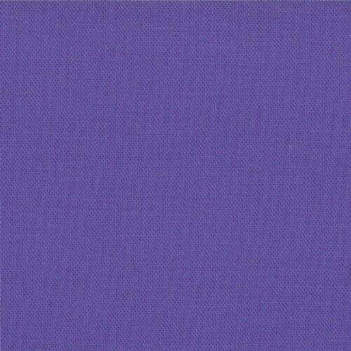 Moda Tissu-Bella Solid-Amelia VIOLET 100/% coton