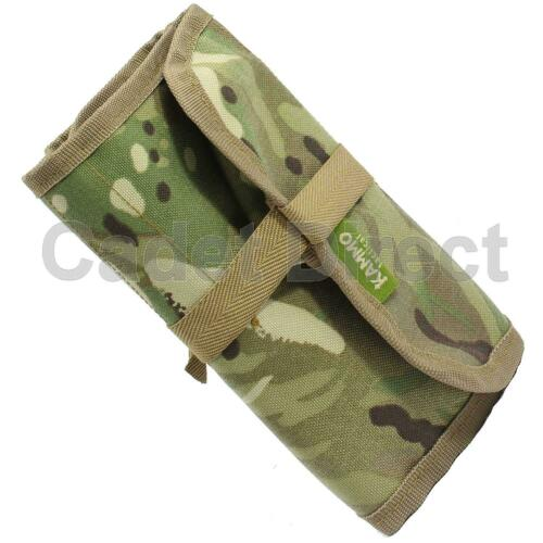 Kammo Tactical MTP Deluxe Wash Kit Roll