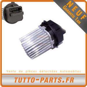 Résistance Chauffage Ventilation Citroen C3 C4 C5 C6 DS3 6441S7 351320011