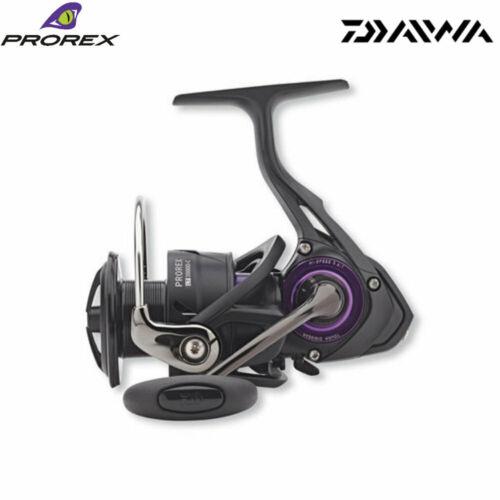Daiwa Prorex LT 2500 D Spinnrolle frontbremsrolle Angel Rôle stationnaire rôle
