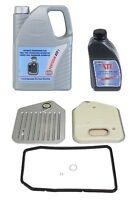 Bmw E34 530i E36 M3 Z3 Auto Trans Filter Kit With Auto Trans Fluid Premium on sale