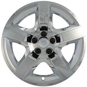 NEW-2007-2010-SATURN-AURA-17-034-Hubcap-Wheelcover-CHROME-Bolt-on
