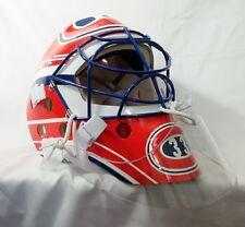 PATRICK ROY CANADIENS GOALIE MASK HOCKEY HELMET NHL REPLICA FULL SIZE ADULT