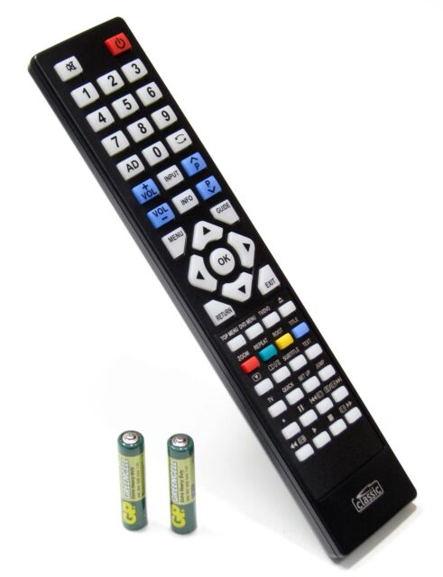 Replacement Remote Control for Toshiba 19DL933G