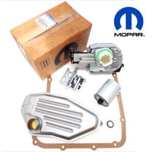 Genuine Mopar OEM 45RFE 545RFE 68RFE Shift Solenoid Block Pack w/ TRS Plate