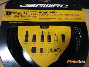 Jagwire Road Pro Complete Road Bike Brake Gear Inner And