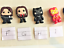 Superhero Avengers Black panther winter soldier keyring keychain gift 976